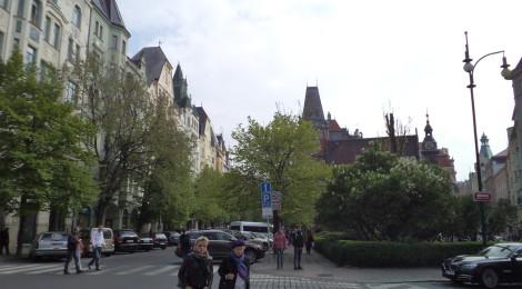 Prague Old Town Parizska